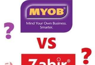 5 Perbedaan MYOB dan Zahir, Kenali Kelebihan dan Kekurangannya