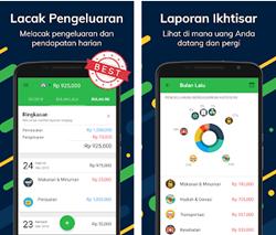 7 Aplikasi Keuangan Pribadi Android Gratis Download Review