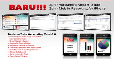 Ketahuilah Kelebihan dan Kekurangan Zahir Accounting
