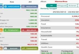 5 Aplikasi Android Gratis Pencatat Keuangan Anda Download FREE