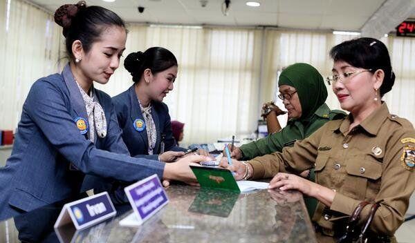 UPDATE Syarat Menjadi Pegawai Bank Indonesia Pria Wanita
